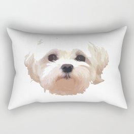 Cute Dog Rectangular Pillow