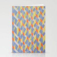 broken Stationery Cards featuring Broken  by ronnie mcneil