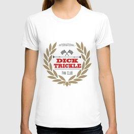 International Dick Trickle Fan Club T-shirt