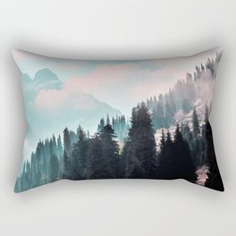 The Juxtaposed Creation #society6 #decor #buyart Rectangular Pillow