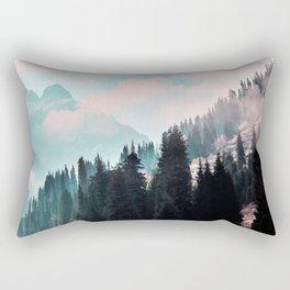 The Juxtaposed Creation #society6 #decor #buyart Rectangular Pillow