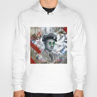 soldier Hoodies featuring The Forgotten Soldier by FAMOUS WHEN DEAD