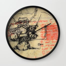 Obviously Semi Feasible Wall Clock