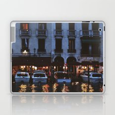 Night by the river Laptop & iPad Skin
