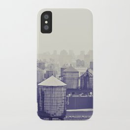 foggy memories of nyc... iPhone Case