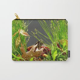No turtles here! Carry-All Pouch