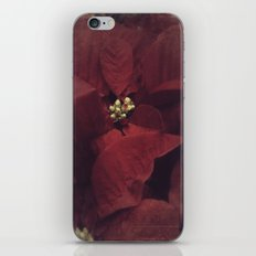 I'll Be Home For Christmas iPhone & iPod Skin
