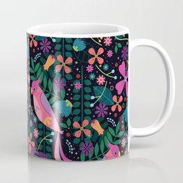 Enchanted Tiki Birds Coffee Mug