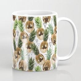 DISCO Pineapple  Coffee Mug