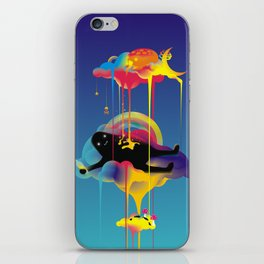 High in the Sky iPhone Skin