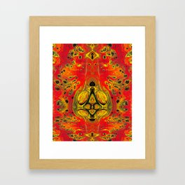 Invictus, Rise of the Insects Framed Art Print