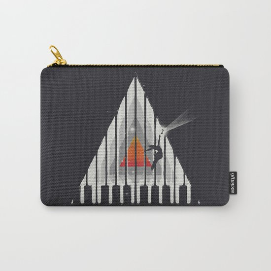 Cosmic Piano Carry-All Pouch