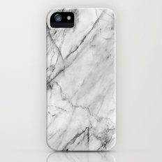 Marble Slim Case iPhone (5, 5s)