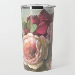 Heirloom Roses Travel Mug