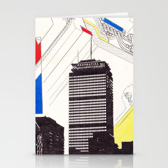 The Pru Stationery Cards