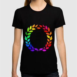 Freedom to be yourself, LGBT concept. Art. T-shirt