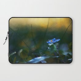 The Incendiary Forest Laptop Sleeve