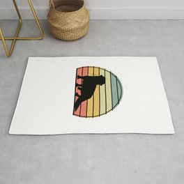Otter Colorful Rug