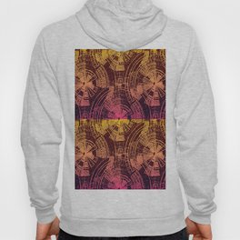 Contours Line Map Hoody