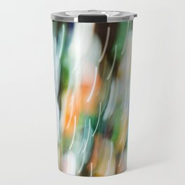 Vintage Glass Marbles Abstract 7 Travel Mug