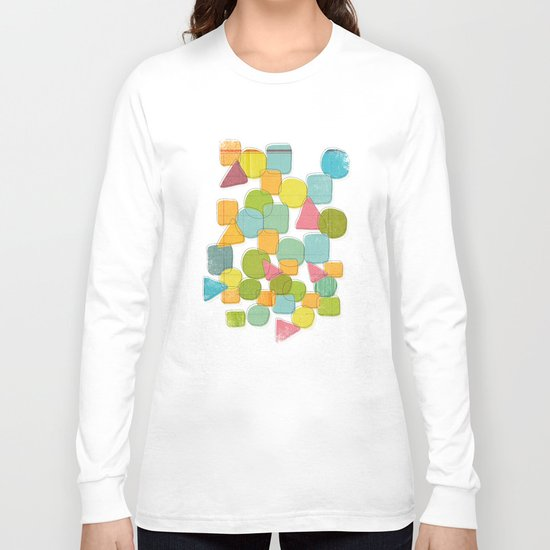 BLOBS Long Sleeve T-shirt