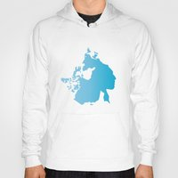 canada Hoodies featuring Canada by johnkark