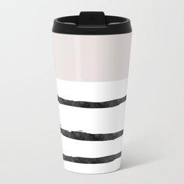 Mineral Taupe | Modern Watercolor Travel Mug