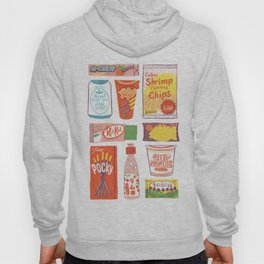Asian Snacks Hoody