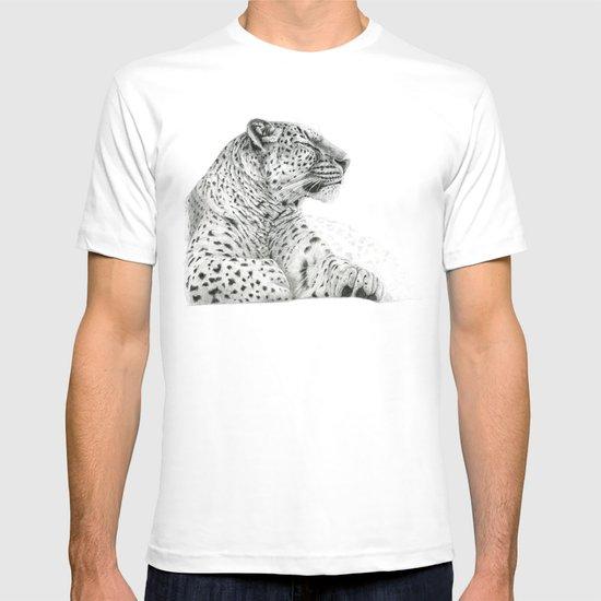 Persian Leopard G2011-025 T-shirt
