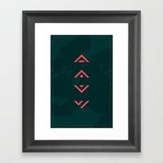 OVR-D Framed Art Print