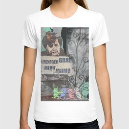 STRANGE DAYS ANGELA! T-shirt