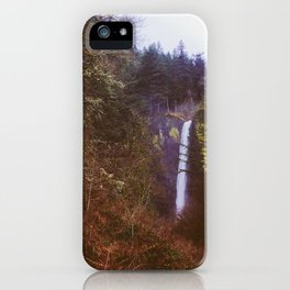 Latourell Falls - OR #1 iPhone Case