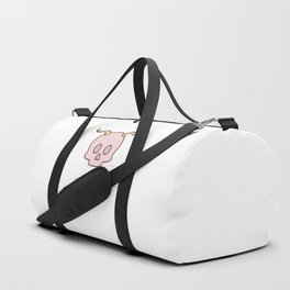 Cute Dungeons and Dragons Warlock class Duffle Bag