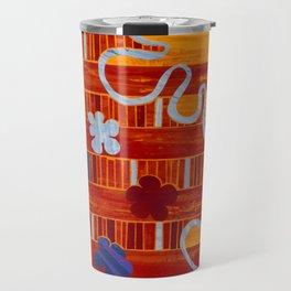 I am not June Cleaver 01 Travel Mug