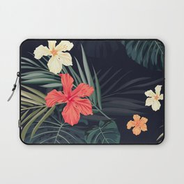 Dark tropical Laptop Sleeve