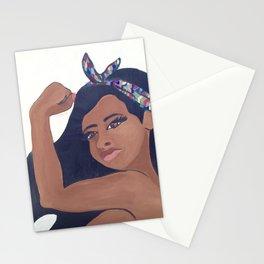 Hero Gal Lourdes Stationery Cards