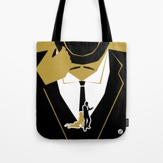 Goldfinger Tote Bag