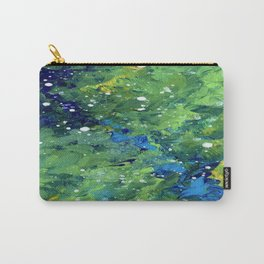 Galactic Peacock Carry-All Pouch