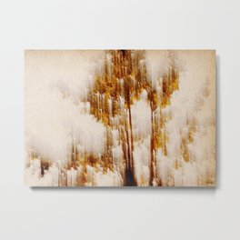 - forest - Metal Print