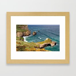 Rugged Framed Art Print