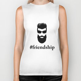 #friendship Biker Tank