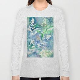 Florida Ferns Long Sleeve T-shirt