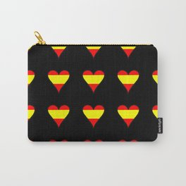 Flag of spain 5-spain,espana, spanish,plus ultra,espanol,Castellano,Madrid,Barcelona Carry-All Pouch