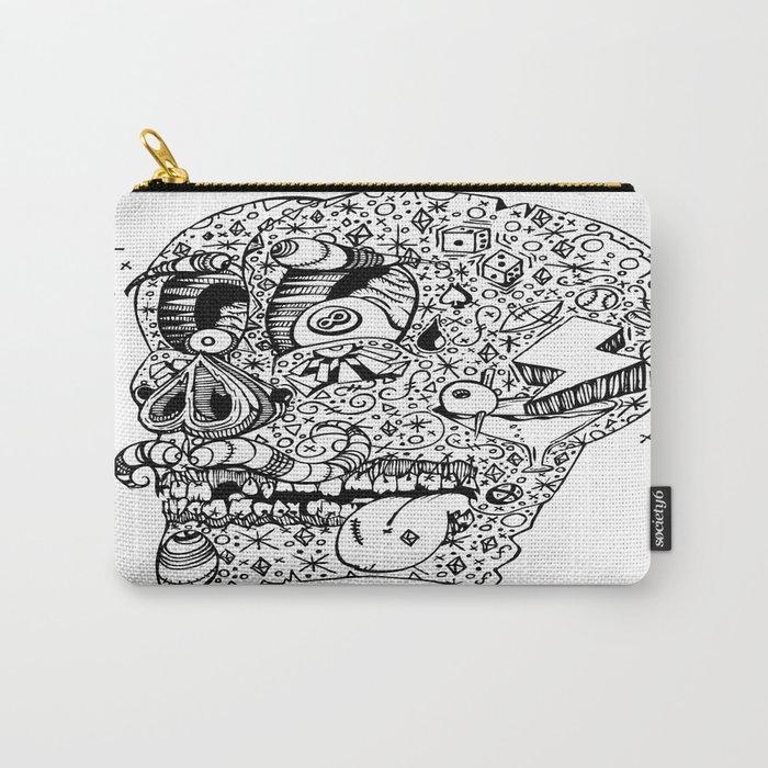 Gamblin Skull Carry-All Pouch