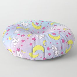 Usagi' s Pattern Floor Pillow
