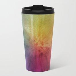 Colourburst Metal Travel Mug