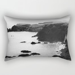 Azores coastal landscape Rectangular Pillow