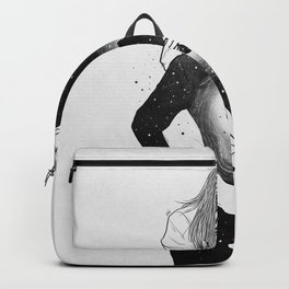 I owe your heart. Backpack