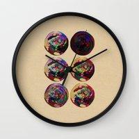 scorpio Wall Clocks featuring - scorpio - by Digital Fresto