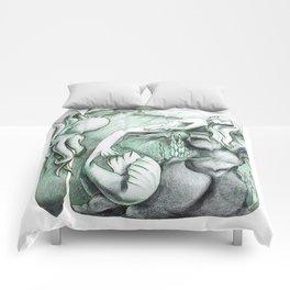 Sea Break Comforters